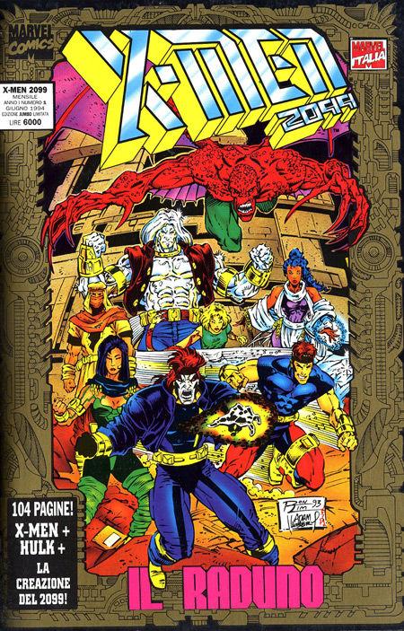 X-Men 2099 n. 1 - Ed...