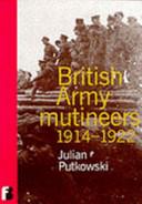 British Army Mutineers