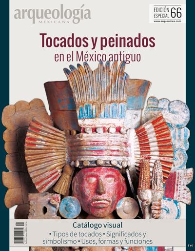 Tocados y peinados en el México antiguo. Catálogo visual