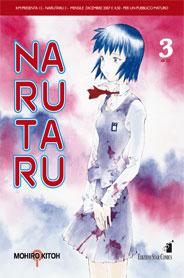 Narutaru Vol. 03