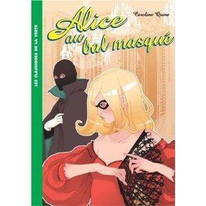 Alice au bal masqué