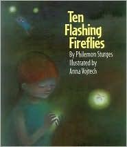 Ten Flashing Firefli...