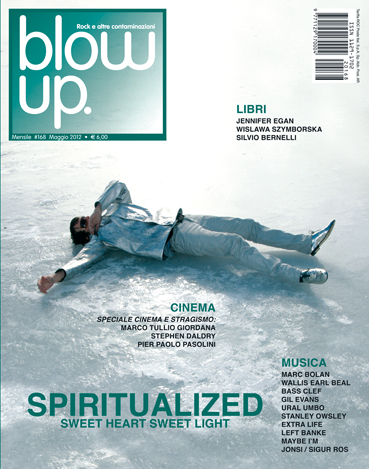 Blow up. 168 (maggio 2012)