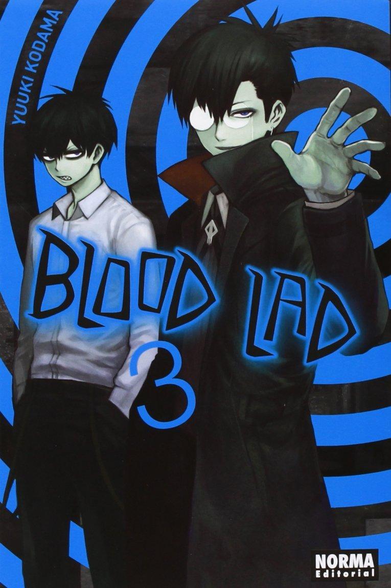Blood Lad #3