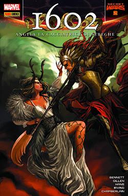 1602: Angela la cacciatrice di streghe #2