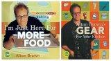 I'm Just Here for More Food/Alton Brown's Gear for Your Kitchen Two-Pack