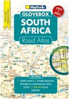 South Africa glovebox spir. atlas