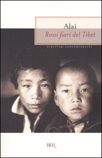 Rossi fiori del Tibet