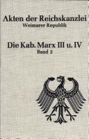 Akten der Reichskanzlei