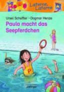 Paula macht das Seepferdchen