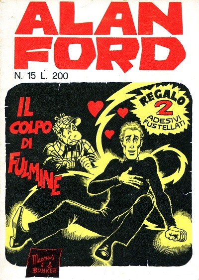 Alan Ford n. 15