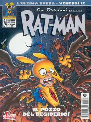 Rat-Man Collection n.24