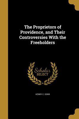 PROPRIETORS OF PROVIDENCE & TH