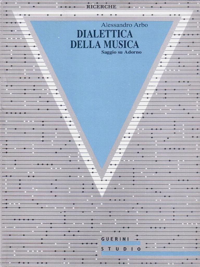 Dialettica della musica