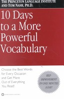 10 Days to a More Powerful Vocabulary