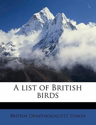 A List of British Bi...