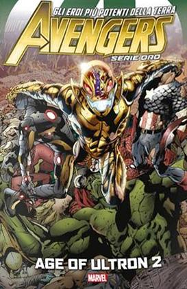 Avengers - Serie Oro vol. 2