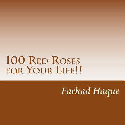 100 Red Roses for Your Life!!