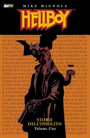Hellboy: storie dell'insolito - vol. 1