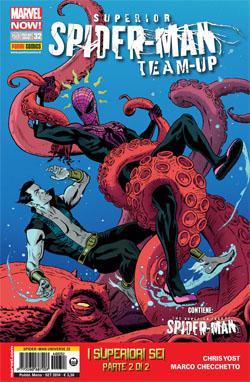 Superior Spider-Man team-up n. 7