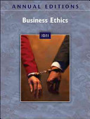 Annual Editions: Business Ethics 10/11