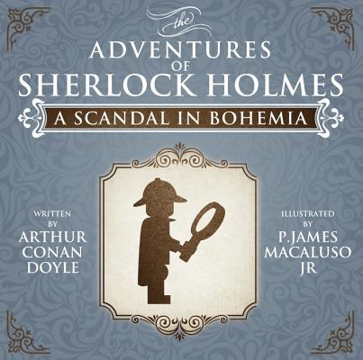 A Scandal In Bohemia - Lego - The Adventures of Sherlock Holmes
