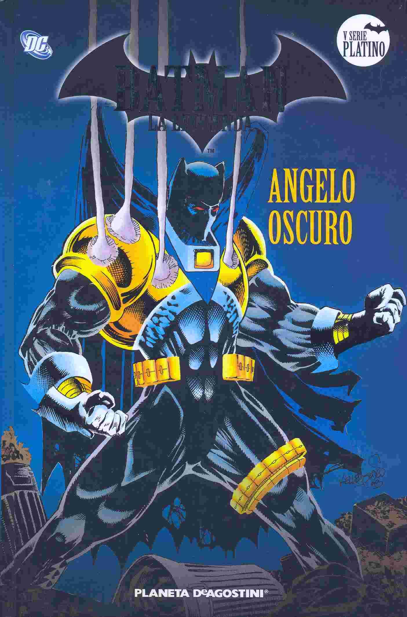 Batman la Leggenda n. 54