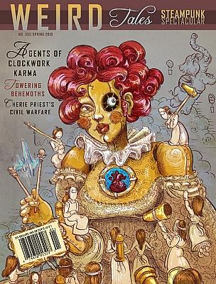 Weird Tales (Issue 3...
