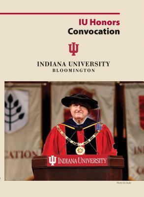 Honors Convocation at Indiana University 2017