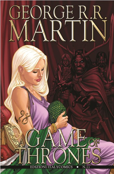 A Game of Thrones n.11