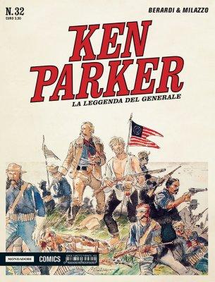 Ken Parker Classic n. 32