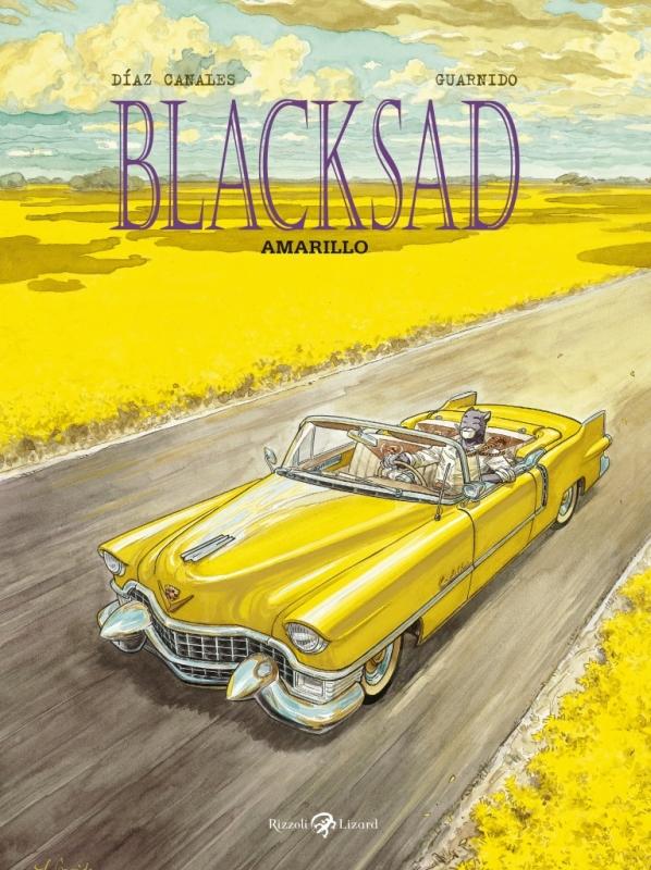 Blacksad vol. 5