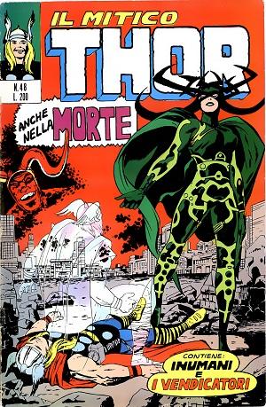 Il Mitico Thor n. 48