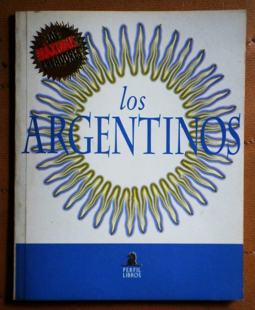 Los máximos creadores: Los argentinos, 1