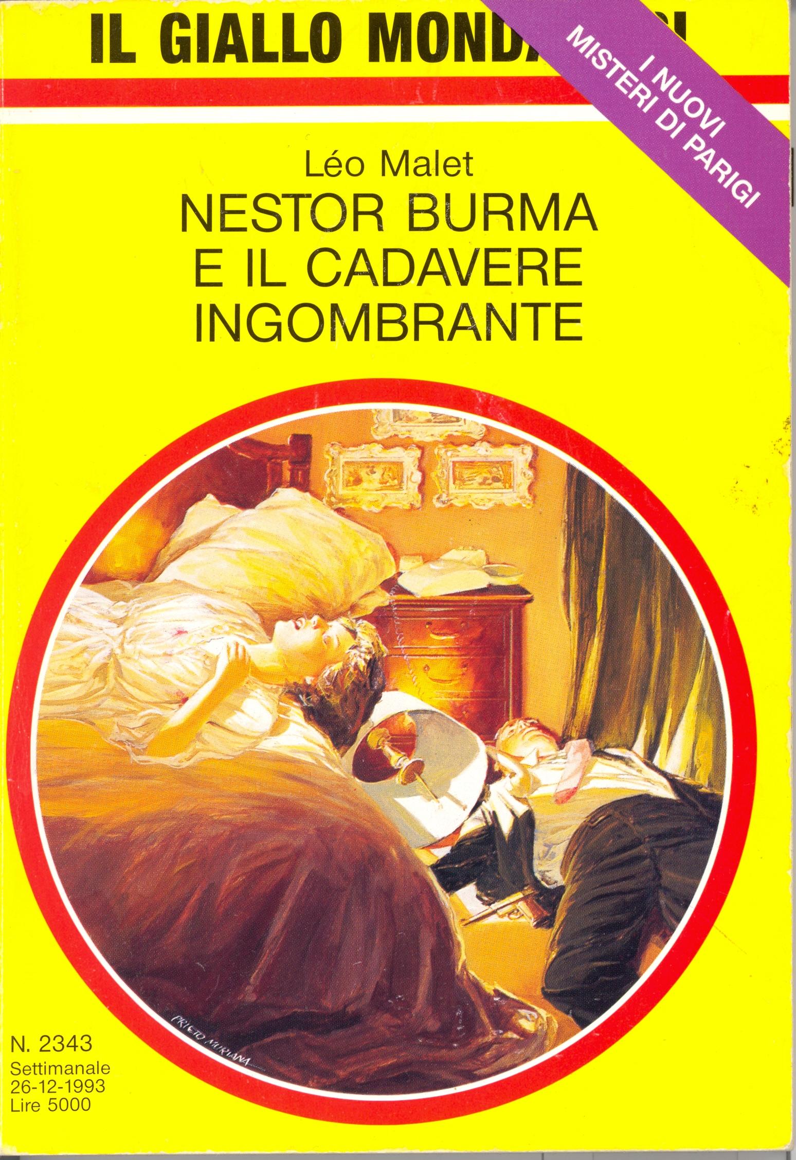 Nestor Burma e il ca...
