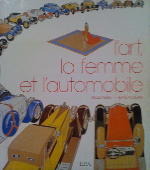 L'art, la femme et l'automobile