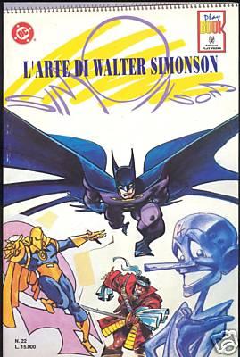 L'arte di Walter Simonson