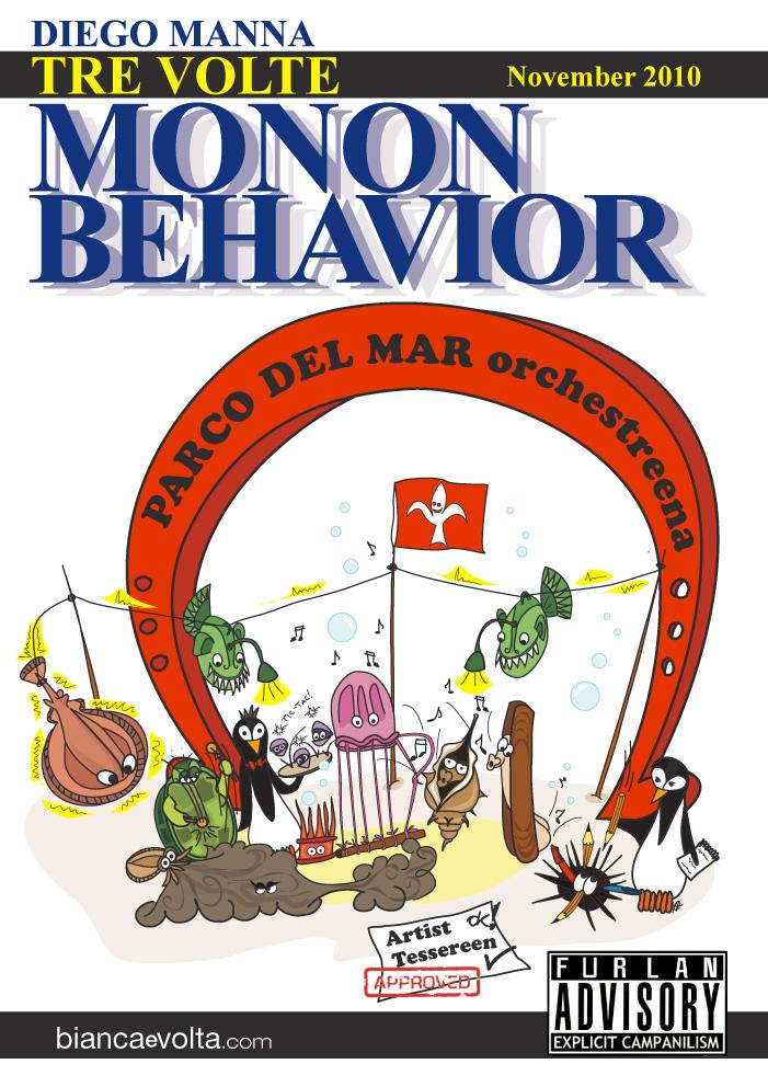 MB3 Tre volte monon behavior