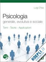 Psicologia generale,evolutiva e sociale