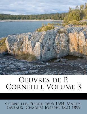 Oeuvres de P. Cornei...