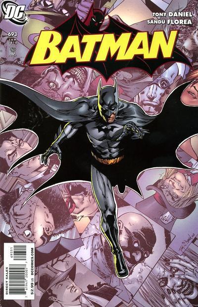 Batman Vol.1 #693