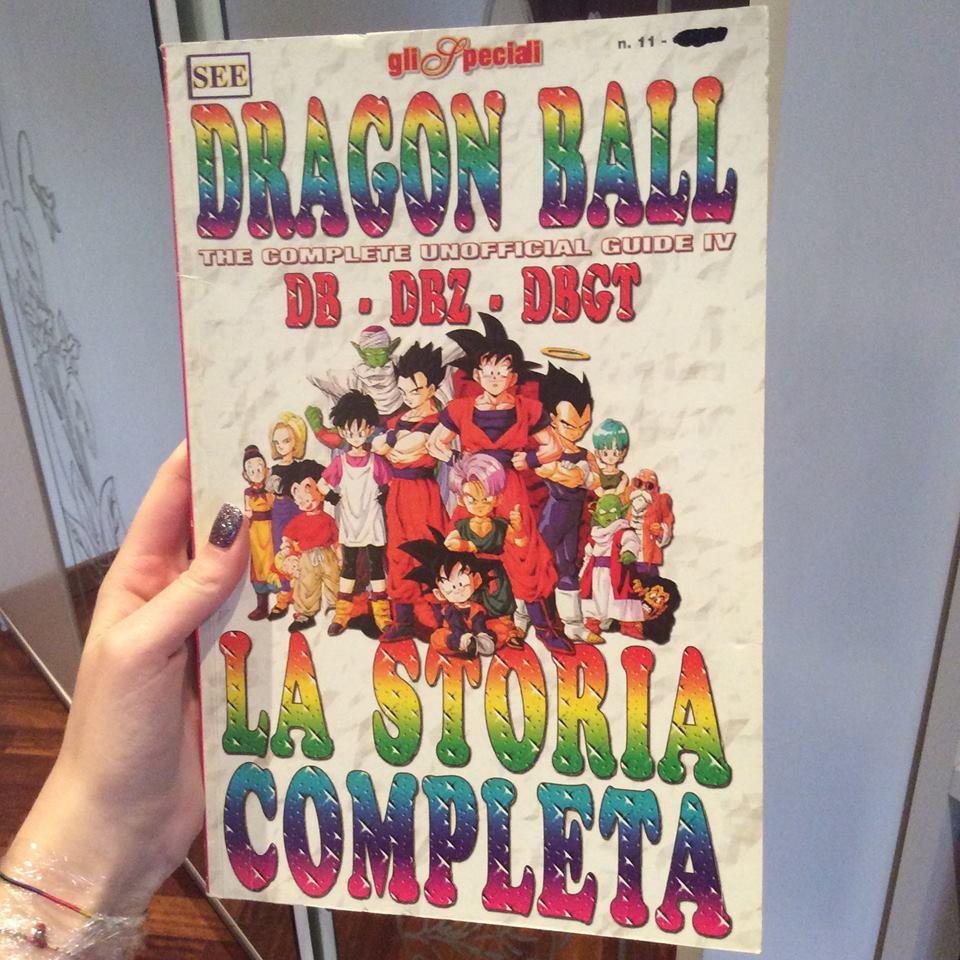 Dragon Ball: La storia completa