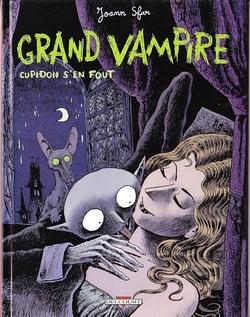 Grand Vampire, tome 1