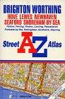 A-Z Street Atlas of Brighton & Worthing