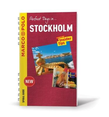 Marco Polo Spiral Guide Stockholm