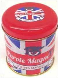Parole magnetiche in english