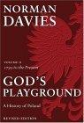 God's Playground: 1795 to the Present v. II