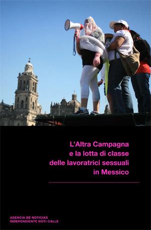 L'altra campagna e la lotta di classe delle lavoratrici sessuali in messico