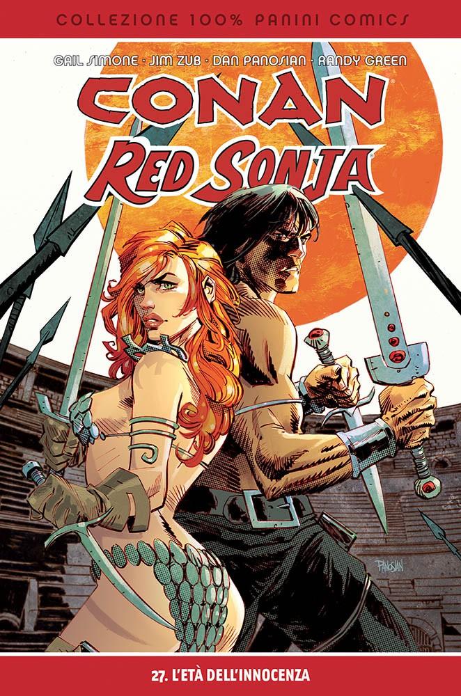 Conan/Red Sonja vol....