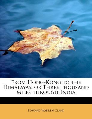 From Hong-Kong to the Himalayas